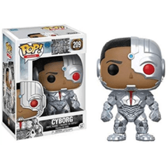 Funko Cyborg Justice League