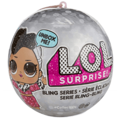 Muñeca LOL Surprise Bling series art 556237