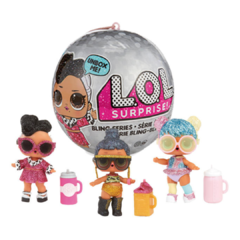 Muñeca LOL Surprise Bling series - comprar online
