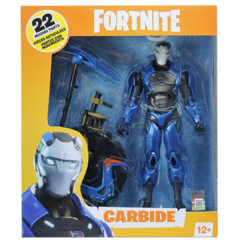 Muñeco CARBIDE fortnite articulado