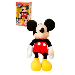 Peluche Mickey Mouse con luces y colores