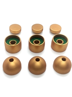 Copper Lacquer Rounded