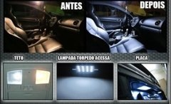 KIT LAMPADA LED HONDA CIVIC 2006 A 2011 - comprar online