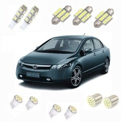 KIT LAMPADA LED HONDA CIVIC 2006 A 2011