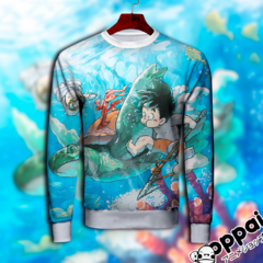 Buzo Dragon Ball FULL Print 05