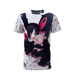Remera Accel World 01