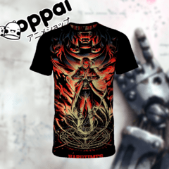 Remera Full Metal Alchemist 03