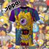 REMERA LOS SIMPSONS 08