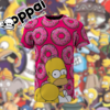 REMERA LOS SIMPSONS 10