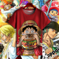 REMERA ONE PIECE 19