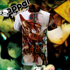 Remera Steins Gate 02