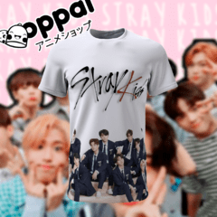 Remera Stray Kids 11