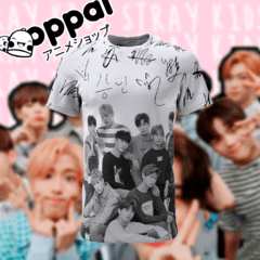 Remera Stray Kids 12