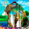 Remera The Legend Of Zelda 01