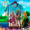 Remera The Legend Of Zelda 02