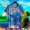 Remera The Legend Of Zelda 03