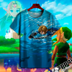 Remera The Legend Of Zelda 04