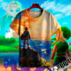 Remera The Legend Of Zelda 05