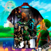 Remera The Legend Of Zelda 06
