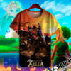 Remera The Legend Of Zelda 07
