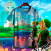 Remera The Legend Of Zelda 09