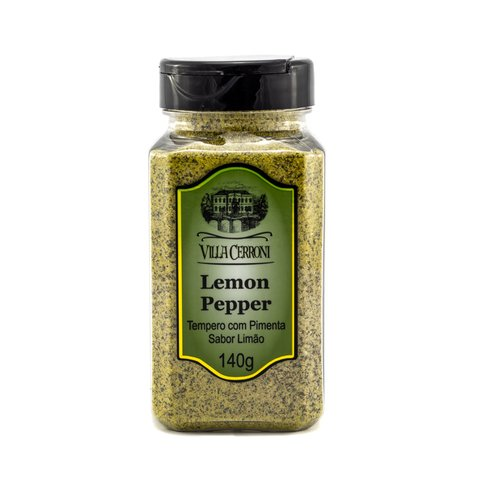 Lemon Pepper 140g