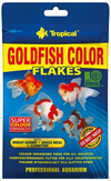 TROPICAL GOLDFISH COLOR FLAKES na internet