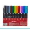 Kit Canetas Ponta Pincel Brush 15 Cores + 1 Blender - comprar online