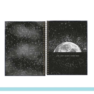 Planner Espiral Magic 2021 M7 - Tilibra