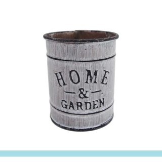 Mini vaso em metal - Home And Garden