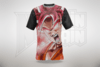 Camiseta DB - Goku God