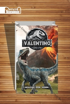 Set Jurassic World - comprar online