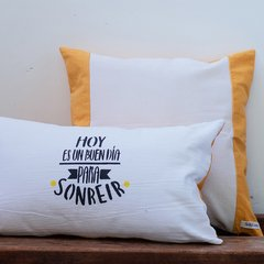 Combo Almohadones Canvas