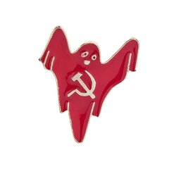 PIN - FANTASMA DO COMUNISMO