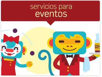 Shows, eventos