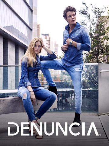5961cd6e8 Denuncia Jeans Store